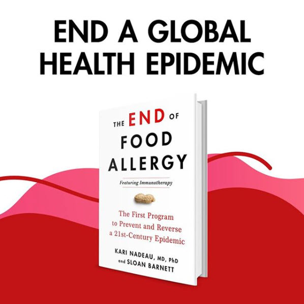 end of a global epidemic food allergies
